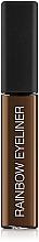 Parfums et Produits cosmétiques Eyeliner liquide - Nouba Rainbow Eyeliner