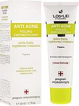 Parfums et Produits cosmétiques Gommage enzymatique pour peaux grasses, acnéiques et mixtes - Floslek Anti Acne Peeling
