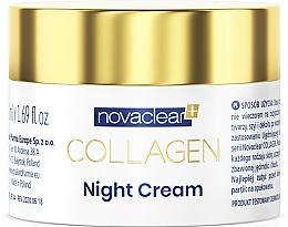Parfums et Produits cosmétiques Crème de nuit au collagène - Novaclear Collagen Night Cream