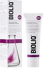Parfums et Produits cosmétiques Crème de jour à l'extrait de nénuphar blanc - Bioliq 45+ Firming And Smoothing Day Cream