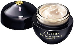 Crème de nuit à l'extrait de grande pimprenelle - Shiseido Future Solution LX Total Regenerating Cream — Photo N5