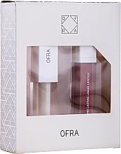 Parfums et Produits cosmétiques Set (gloss/1.8ml + rouge à lèvres/3.5ml) - Ofra By Samantta March Lip Duo