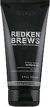 Parfums et Produits cosmétiques Gel coiffant - Redken Brews Stand Tough Extreme Gel