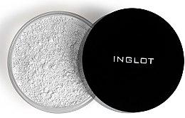 Parfums et Produits cosmétiques Poudre libre matifiante - Inglot Mattifying Loose Powder