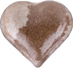 Parfums et Produits cosmétiques Bombe de bain effervescente Coeur - Naturally Chocolate Lovers Bath Heart
