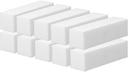 Parfums et Produits cosmétiques Blocs polissoirs, blanc, 10 pcs - Tools For Beauty