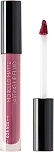 Parfums et Produits cosmétiques Fluide à lèvres mat - Korres Morello Matte Lasting Lip Fluid