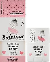 Parfums et Produits cosmétiques Stick-soin à l'allantoïne pour talons - Floslek Heel Treatment Sos Stick