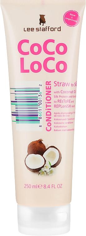 Après-shampooing à l'huile de noix de coco - Lee Stafford Coco Loco Conditioner — Photo N1