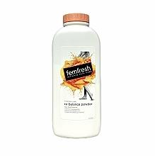 Parfums et Produits cosmétiques Poudre d'hygiène intime - Femfresh Intimate Hygiene Everyday Care Re-Balance Powder