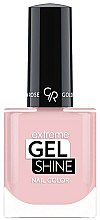 Parfums et Produits cosmétiques Vernis à ongles effet gel - Golden Rose Extreme Gel Shine Nail Color