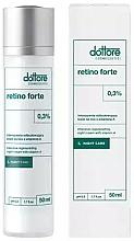 Parfums et Produits cosmétiques Crème de nuit à la vitamine A 0,3% - Dottore Retino Forte