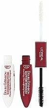 Parfums et Produits cosmétiques Mascara allongeant 2 en 1 - L'Oreal Paris Double Extension Beauty Tubes