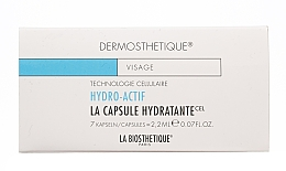 Parfums et Produits cosmétiques Capsules à l'acide hyaluronique pour visage - La Biosthetique Dermosthetique Hydro-Actif La Capsule Hydratante