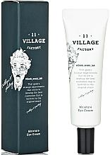 Parfums et Produits cosmétiques Crème aux eco-céramides contour des yeux - Village 11 Factory Moisture Eye Cream