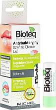 Parfums et Produits cosmétiques Baume à lèvres antibactérien en stick - Bioteq Antibacterial Stick
