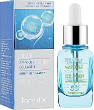 Parfums et Produits cosmétiques Sérum en ampoule au collagène pour visage - FarmStay DR.V8 Ampoule Solution Collagen