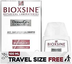 Parfums et Produits cosmétiques Biota Bioxsine DermaGen - Set (shampooing/300ml + shampooing/100ml)