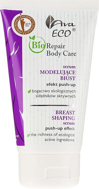 Sérum buste effet push-up à l'huile d'argan, noix de coco et karité - AVA Laboratorium Bio Repair Body Breast Shaping Serum