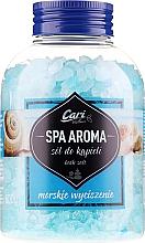 Parfums et Produits cosmétiques Sels de bain Calme de la Mer - Cari Spa Aroma Salt For Bath