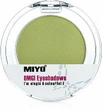 Parfums et Produits cosmétiques Fard à paupières - Miyo Omg Eyeshadows
