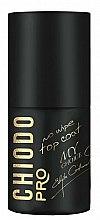 Parfums et Produits cosmétiques Top coat sans résidu collant pour vernis semi-permanent - Chiodo Pro Top EG No Wipe