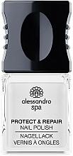 Parfums et Produits cosmétiques Vernis à ongles - Alessandro International Protect & Repair Nail Polish