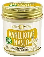 Parfums et Produits cosmétiques Beurre de vanille bio pour corps - Purity Vision Bio