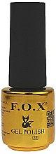 Parfums et Produits cosmétiques Vernis semi-permanent - F.O.X Gel Polish City Chic Collection