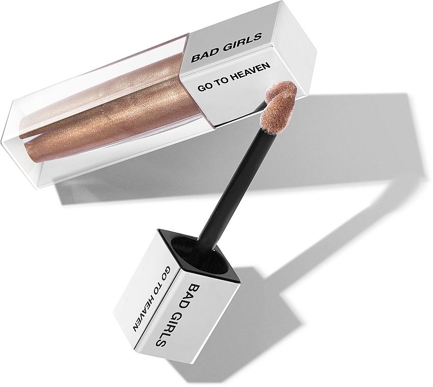 Gloss à lèvres effet repulpant - Bad Girls Go To Heaven Volume Plumping Lip Gloss — Photo N2