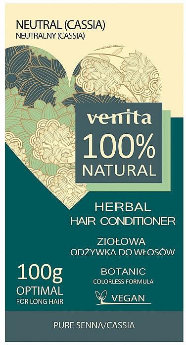 Après-shampooing aux herbes - Venita Herbal Hair Conditioner — Photo N1