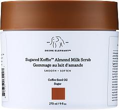 Parfums et Produits cosmétiques Gommage au lait d'amande pour corps - Drunk Elephant Sugared Koffie Almond Milk Body Scrub