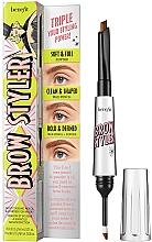 Parfums et Produits cosmétiques Crayon et poudre à sourcils multifonction - Brow Styler Eyebrow Pencil & Powder Duo