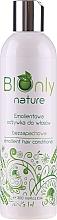 Parfums et Produits cosmétiques Après-shampooing au panthénol - BIOnly Nature Emollient Hair Conditioner