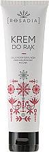 Parfums et Produits cosmétiques Crème mains à l'huile de rose musquée, acide hyaluronique et urée - Rosadia