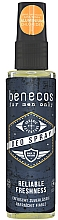 Parfums et Produits cosmétiques Déodorant spray - Benecos For Men Only Deo Spray