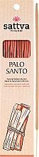 Parfums et Produits cosmétiques Bâtons d'encens, Palo Santo - Sattva Palo Santo