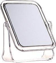 Parfums et Produits cosmétiques Miroir carré à poser, 5282, blanc - Top Choice