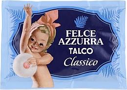 Parfums et Produits cosmétiques Talc pour corps - Felce Azzurra Classic Talcum Powder