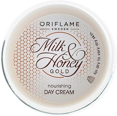 Crème de jour à l'extrait de lait et de miel biologiques - Oriflame Milk & Honey Gold Day Cream — Photo N3