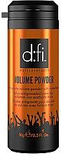 Parfums et Produits cosmétiques Poudre volumisante et matifiante pour les cheveux - D:fi Anti-Gravity Volume Powder