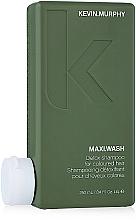 Parfums et Produits cosmétiques Shampooing détoxifiant à la camomille sauvage et thym - Kevin.Murphy Maxi.Wash