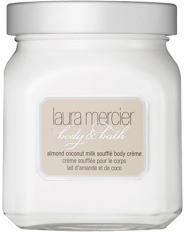 Crème-soufflé aux huiles d'amande et coco pour corps - Laura Mercier Almond Coconut Milk Souffle Body Cream