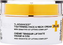 Parfums et Produits cosmétiques Crème au beurre de karité pour cou et décolleté - StriVectin Tl Advanced Tightening Face And Neck Cream Plus