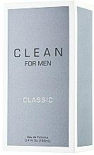 Parfums et Produits cosmétiques Clean Clean For Men Classic - Eau de Toilette