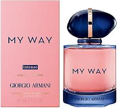 Parfums et Produits cosmétiques Giorgio Armani My Way Intense - Eau de Parfum