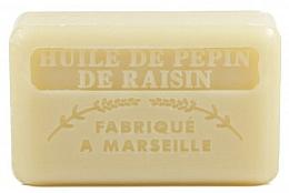 Parfums et Produits cosmétiques Savon à l'huile de pépins de raisin - Foufour Savonnette Marseillaise Huile de Pepin de Raisin