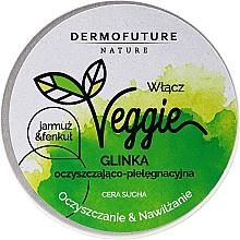 Parfums et Produits cosmétiques Pâte au chou frisé et fenouil pour visage - DermoFuture Veggie Kale & fennel Pasta