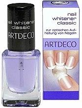 Parfums et Produits cosmétiques Soin éclarcissant pour ongles - Artdeco Nail Whitener Classic
