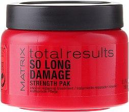 Parfums et Produits cosmétiques Masque intense aux céramides pour cheveux - Matrix Total Results So Long Damage Mask